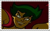 Brave and the Bold Creeper Stamp by Miss-DNL