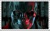 Arkham Black Mask: Database Stamp by Miss-DNL