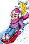 Sled Rides by Miss-DNL