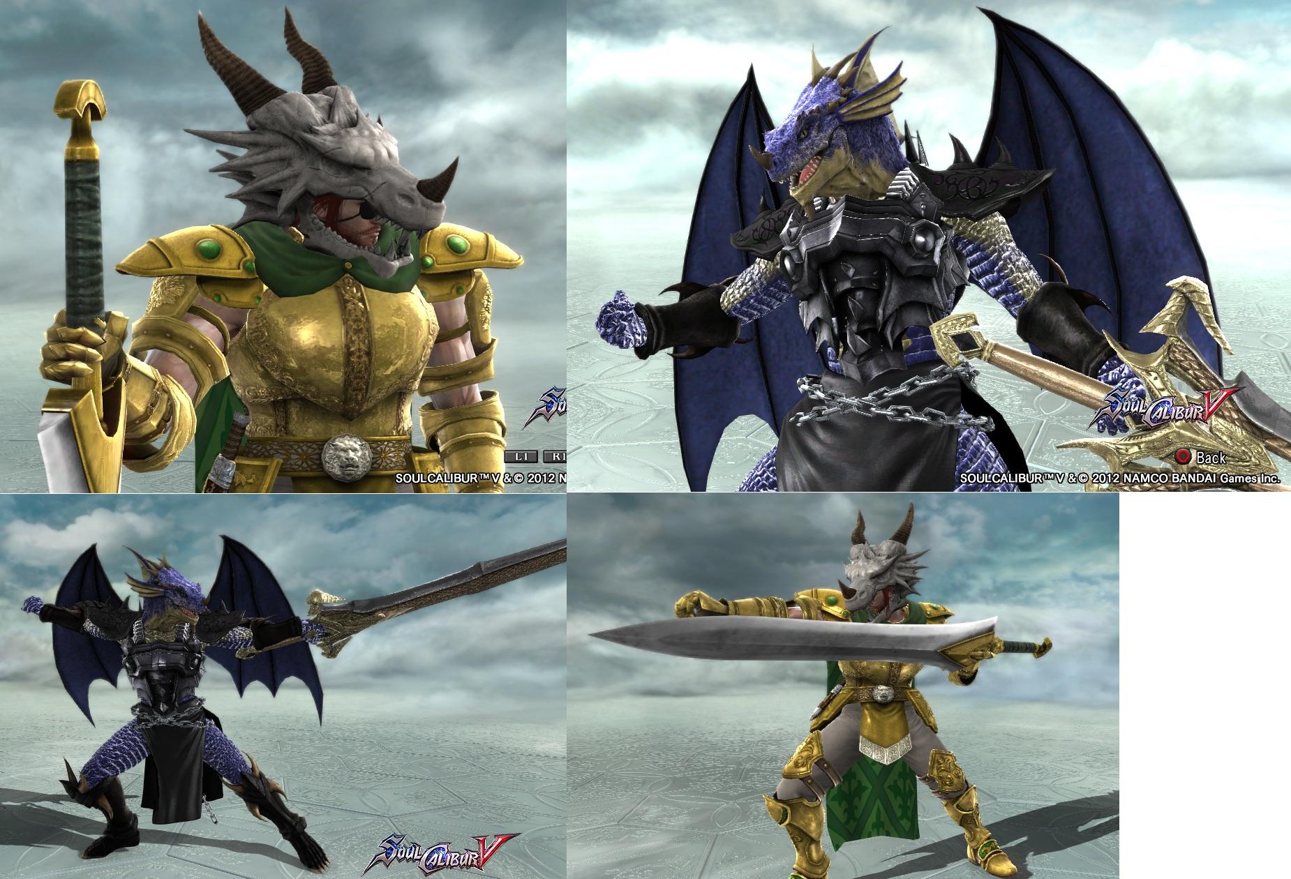 Dragon Slayer V