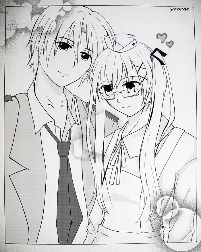 Request (for SakuraIchigo15) by yeorae