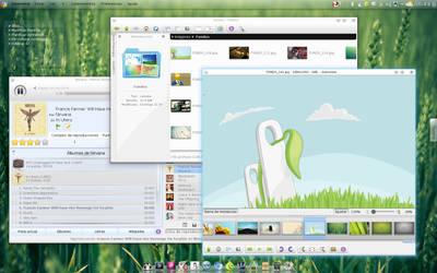 KDE Screenshot - Jul 2011 by paran0idx