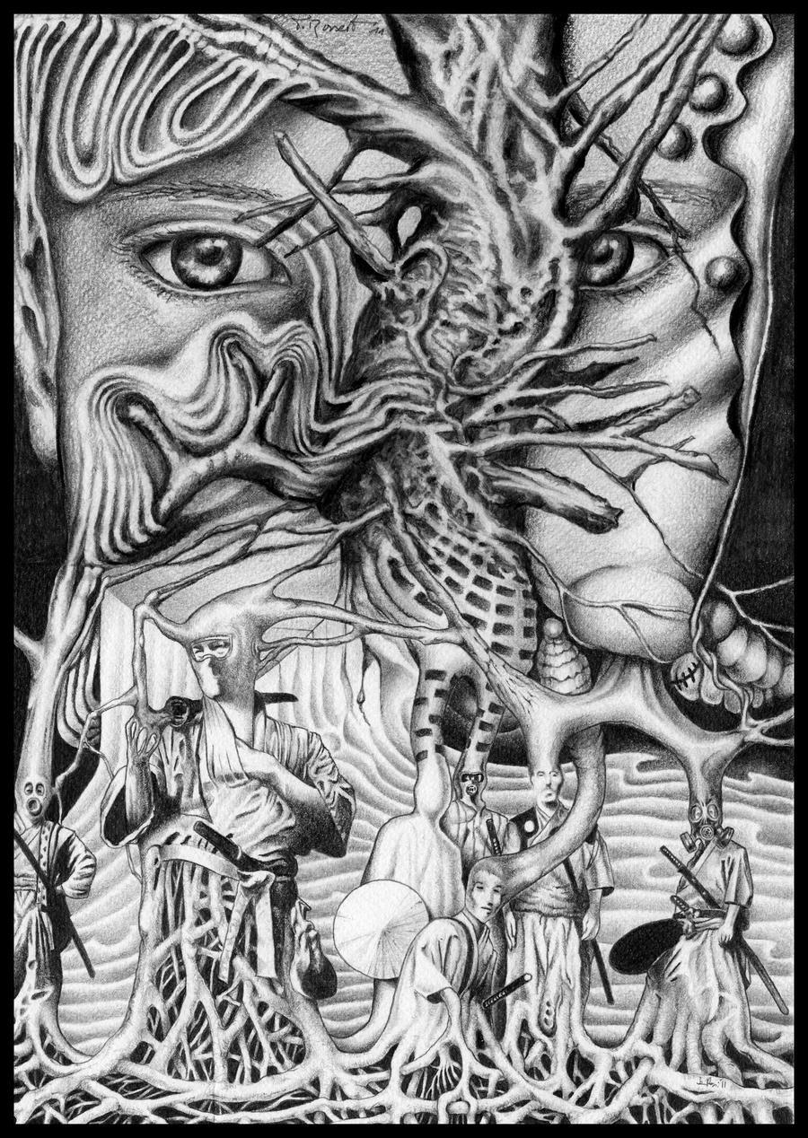 Gaia of the Atomic Samurai by thomasbossert