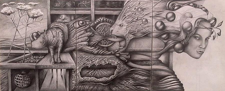 triptychon WIP by thomasbossert