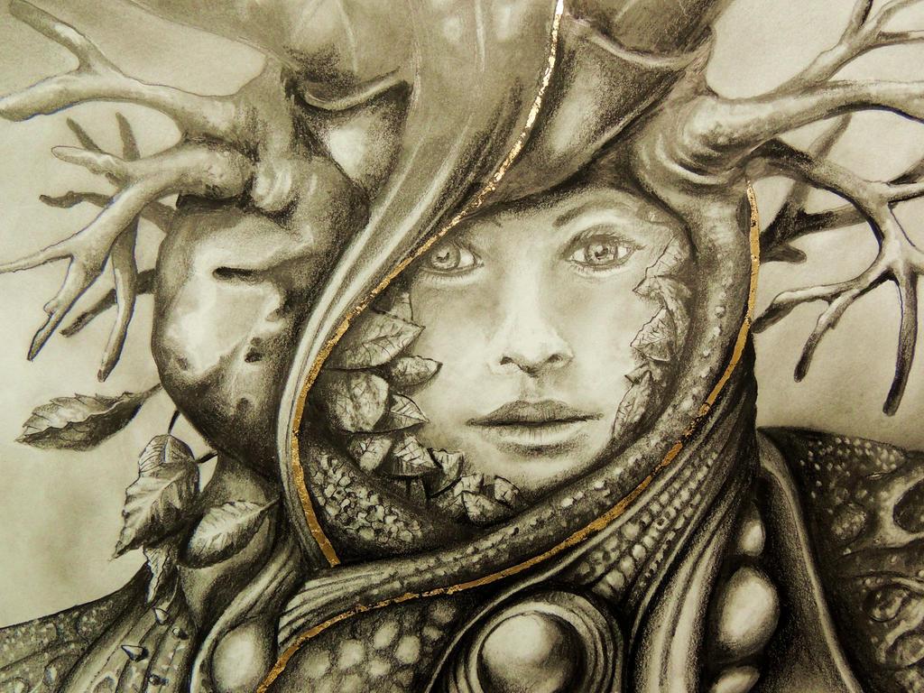 nature girl by thomasbossert