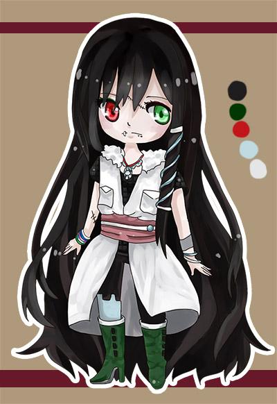 Custom Adopt: GrimmjowUkitake by mokru