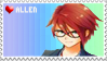 HM: A New Beginning Allen Stamp by Lordy-Oh