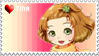 HM: A New Beginning Tina Stamp by ignessie