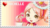 HM: A New Beginning Michelle Stamp by Lordy-Oh