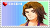 HM: A New Beginning Soseki Stamp by Lordy-Oh