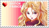 HM: A New Beginning Witch Princess Stamp by BerserkBreaker