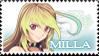 Tales of Xillia Stamp -  Milla