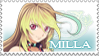 Tales of Xillia Stamp -  Milla by ignessie