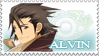Tales of Xillia Stamp - Alvin by ignessie