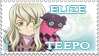 Tales of Xillia - Elize and Teepo