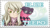 Tales of Xillia - Elize and Teepo by ignessie