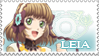 Tales of Xillia Stamp - Leia by ignessie