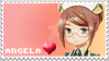 HM: Story of Seasons Angela Stamp by ignessie