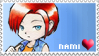 HM: A Wonderful Life Nami Stamp by Lordy-Oh