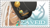 Tales of Zestiria Stamp - Zaveid by ignessie