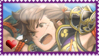 FE:Fates Hinata Stamp by ignessie