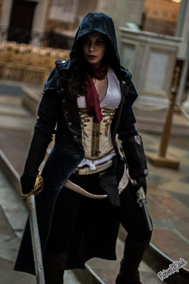 Femal Arno Assassin S Creed Unity Cosplay By E2cosplay On Deviantart