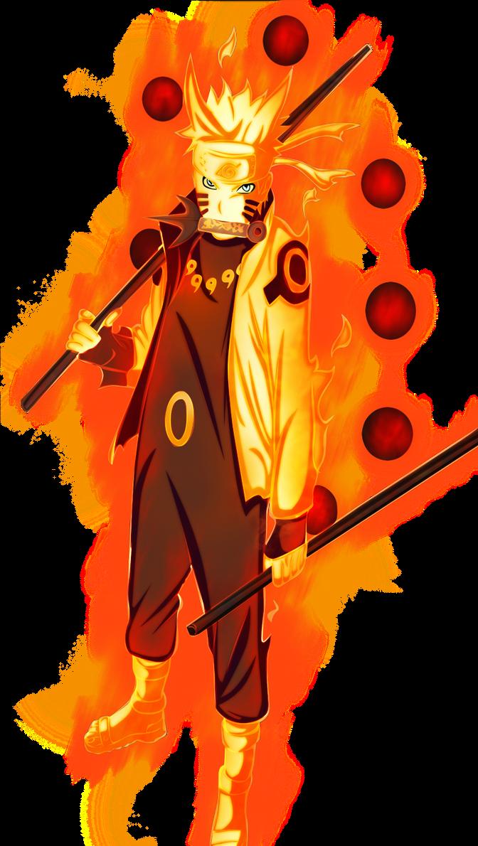 Naruto Manga Color Pages