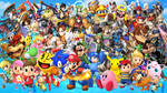 Super Smash Bros Wii U and 3DS Roster