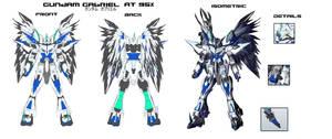 Gundam Gabriel P1