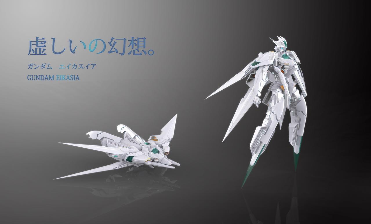 Gundam Eikasia by masarebelth