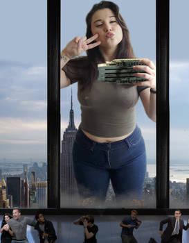 Anya Takes Manhattan
