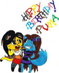 Happy Birthday Puma :D