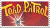 Toad Patrol Stamp by neoncat