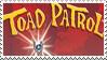 Toad Patrol Stamp by neoncat