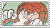 Hawking Stamp by neoncat