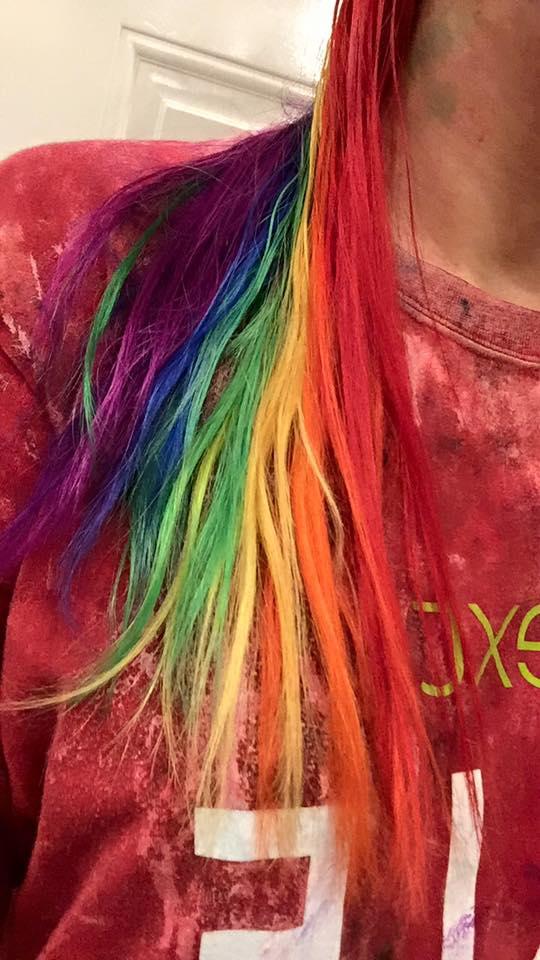 Rainbow by KillaKirstx