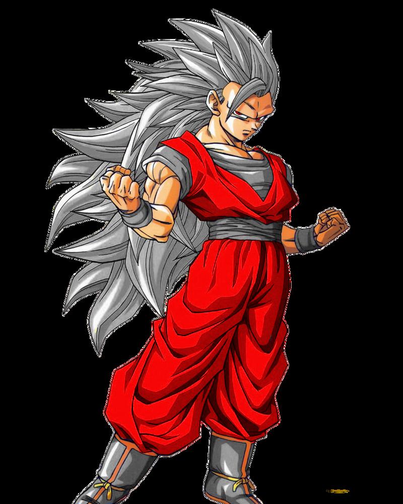 Goku Super Saiyan 5 Drawings Goku Super Saiyan 5 or 6 by