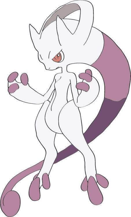 how to get mega mewtwo