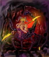 Dremuchet: Lord of the Stinger by Mojo-Arrogance