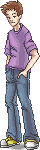 Pixel Guy by PullItApart