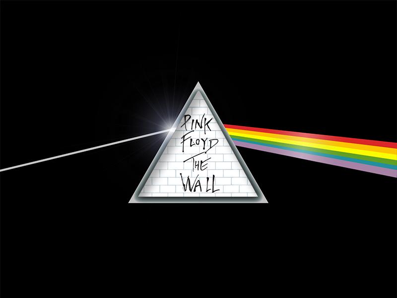 Resultado de imagem para dark side of the moon the wall