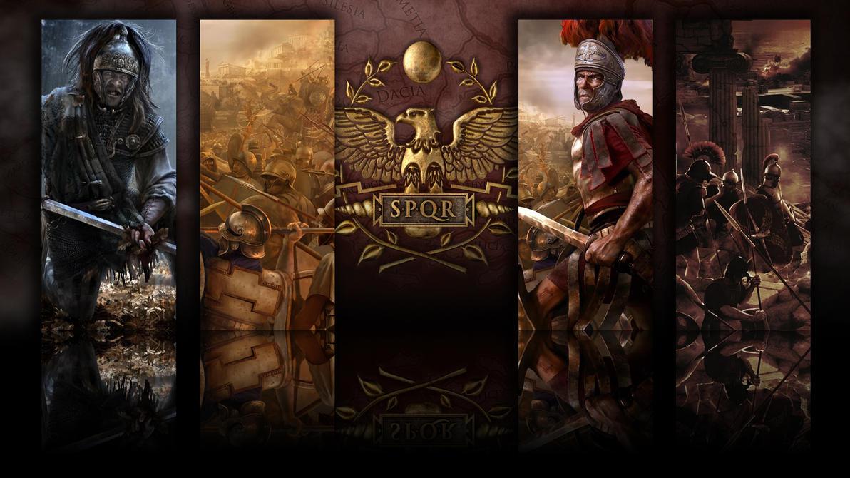 Rome Total War Wallpaper: Rome 2 Wallpaper Copy By SlimeDynamiteD On DeviantArt