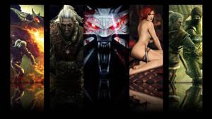 The Witcher 2 Wallpaper copy