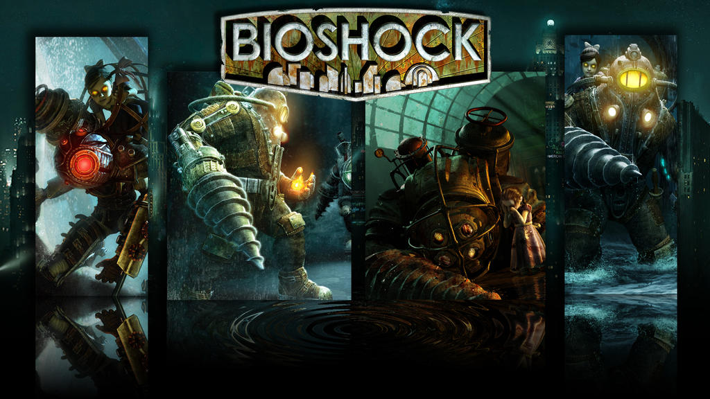 BioShock Wallpaper Copy By SlimeDynamiteD