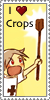 I :heart: My Crop Stamp by ChibiGilbertPlz
