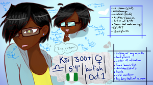 Meet the Artist-Koi