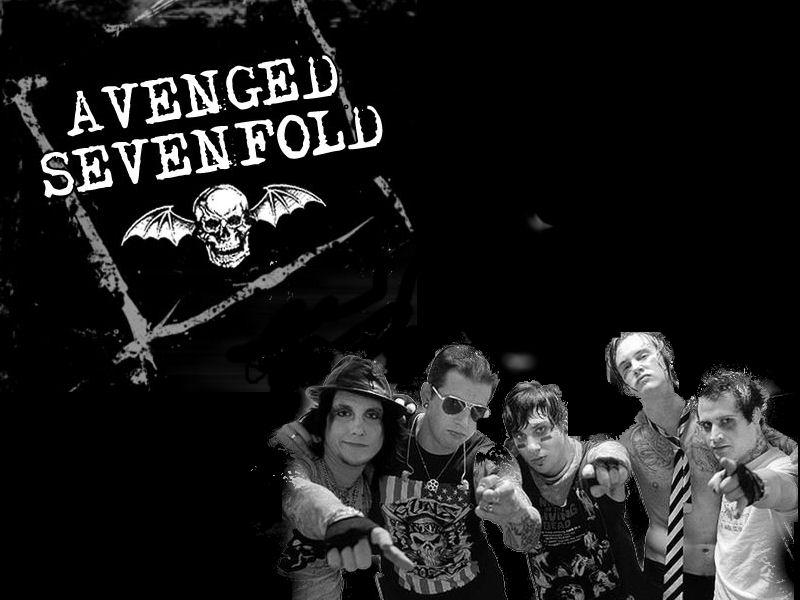avenged sevenfold logo. Avenged Sevenfold Wallpaper by