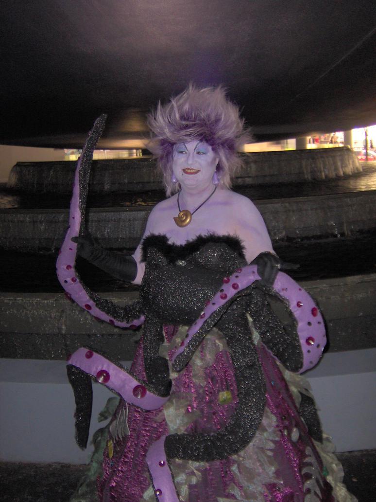 Ursula the Sea Witch by elecktrum on DeviantArt