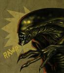 Alien-Colored