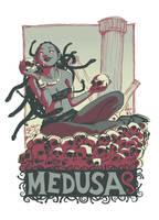 Medusa by liliesformary